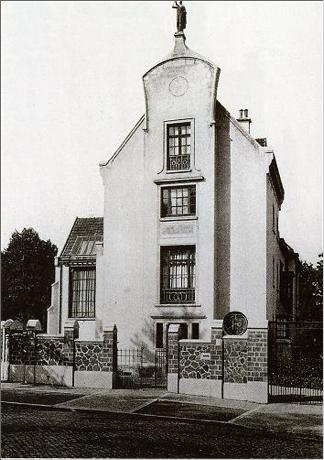 Villa Khnopff, home of Fernand Khnopff